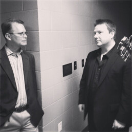 Chris and Chuck Owen 2014 uai